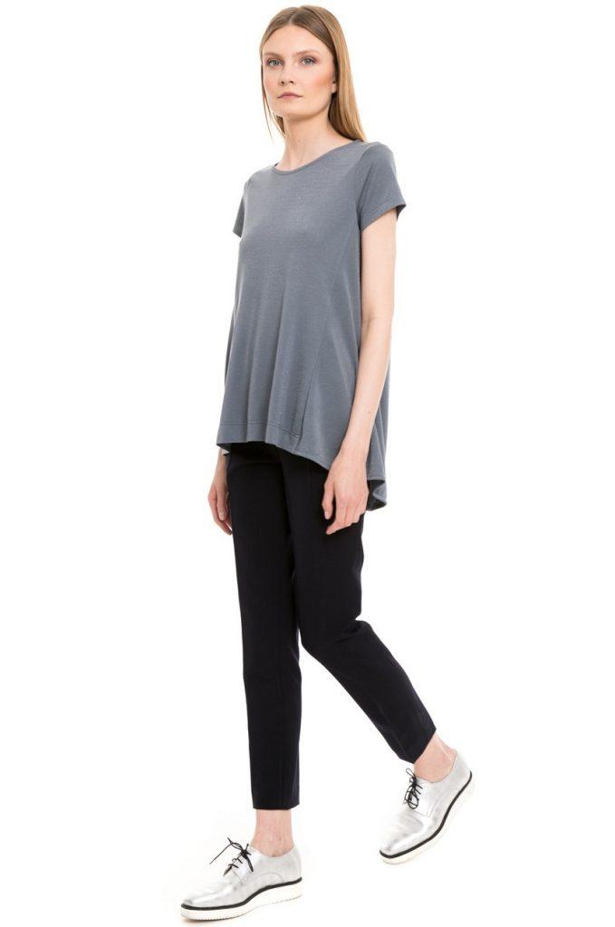 Pantaloni eleganti drepti Simple